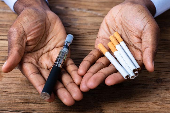 Apakah Rokok Elektrik Lebih Baik Dari Rokok Tembakau